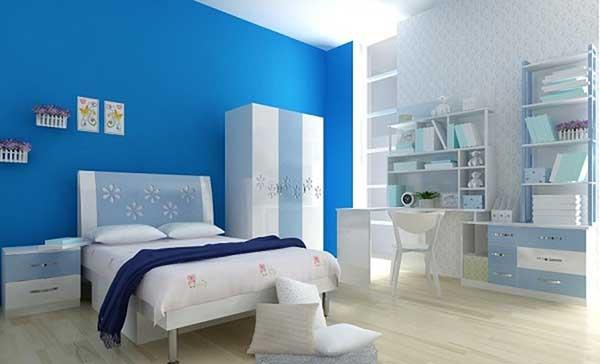 Ý nghĩa màu sắc trong thiết kế nội thất.