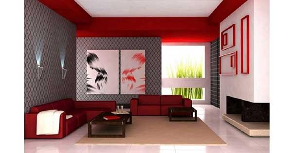Một số màu sắc trong thiết kế nội thất phổ biến nhất