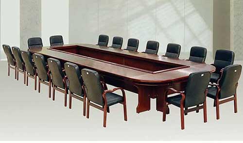 Cách bố trí chỗ ngồi trong phòng họp theo kiểu đối kháng