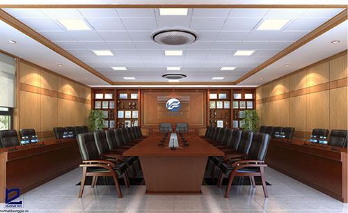 Mục đích của việc bố trí chỗ ngồi trong phòng họp khoa học, hợp lý