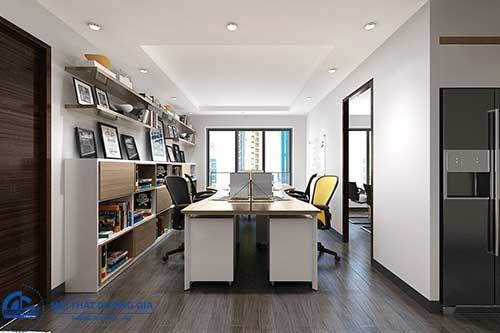 Tiêu chuẩn thiết kế văn phòng cao tầng theo công năng sử dụng