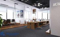Tiêu chuẩn thiết kế văn phòng làm việc cao tầng đảm bảo tính thẩm mỹ