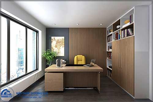Tiêu chuẩn thiết kế văn phòng cao tầng đảm bảo sự thoải mái