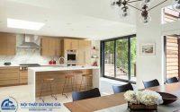 Hình ảnh những mẫu nhà bếp đẹp đơn giản, ấm cúng mà ai cũng ao ước