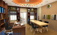 Mẫu thiết kế văn phòng 20m2