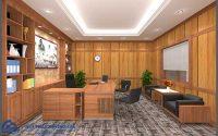 Công ty thiết kế thi công nội thất phòng giám đốc chuyên nghiệp đem lại nhiều lợi ích
