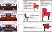Dương Gia sở hữu những mẫu nội thất hội trường có chất lượng vượt trội