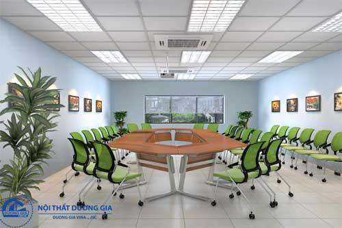 """Thiết kế phòng họp nhỏ - Hãy nhớ đến câu nói """"Less is More"""""""