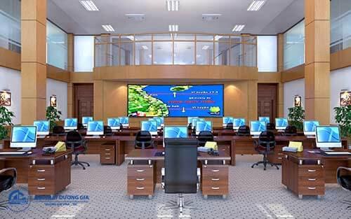 Chọn nội thất văn phòng cao cấp phù hợp với điều kiện doanh nghiệp