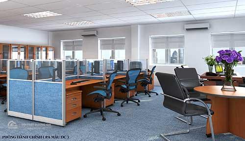 Lựa chọn nội thất văn phòng đẹp đảm bảo công năng