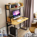 TOP 5 mẫu bàn làm việc tại nhà bằng gỗ nhỏ gọn, giá rẻ nhất