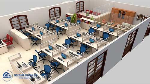 Mua các mẫu nội thất văn phòng đẹp phù hợp với phong cách thiết kế