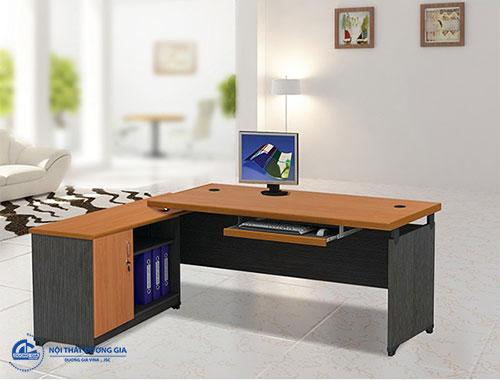 Mẫu bàn Giám đốc giá rẻ NTP1880