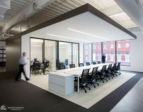 Chọn công ty thiết kế nội thất văn phòng chuyên nghiệp, uy tín tại Hà Nội