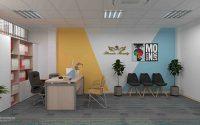 5 nguyên tắc không thể bỏ qua khi thiết kế nội thất văn phòng hiện đại