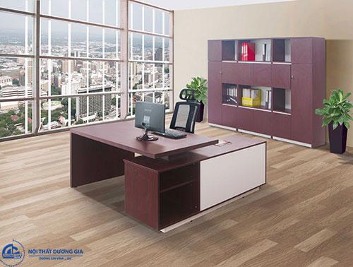 Tủ hồ sơ Giám đốc phù hợp với phong cách thiết kế - tủ TG07-C3