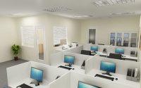 Thiết kế văn phòng 60m2 cần tuân thủ những nguyên tắc nào?