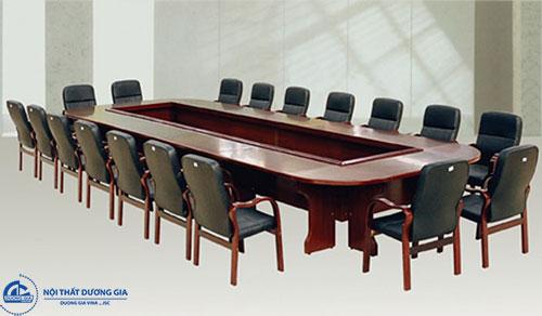 Bàn phòng họp Xuân HòaBH-07-01