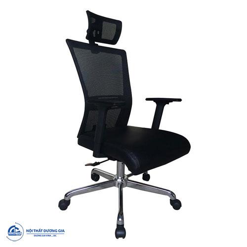 Giá mẫu ghế xoay lưng lưới hiện đại GL318