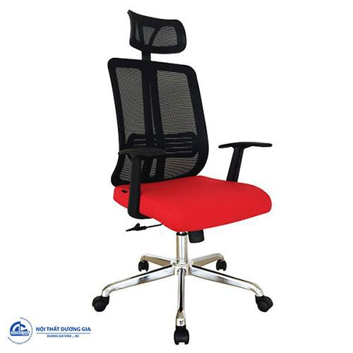 Mua ghế văn phòng giá rẻ tại Hà Nội cần chú ý gì? - ghế GL322