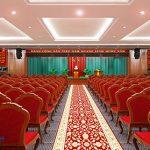Báo giá thảm trải sàn đẹp cho hội trường rẻ nhất tại Hà Nội