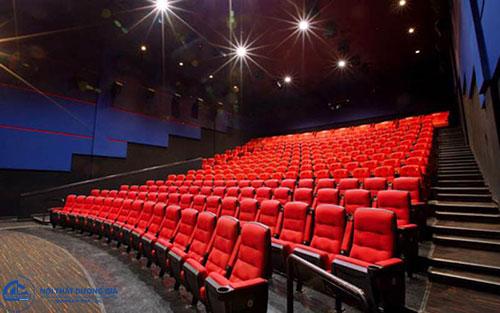 Các loại ghế VIP ở CGV