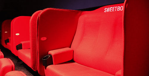 Ghế Sweetbox CGV