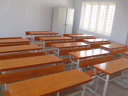Kích thước bàn học sinh cấp 3 theo tiêu chuẩn