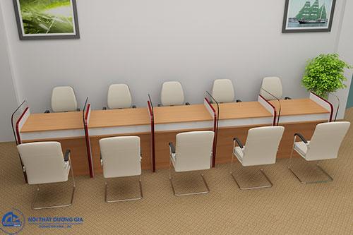 Chú ý tới kết cấu, chất liệu của đồ nội thất văn phòng tại Hưng Yên