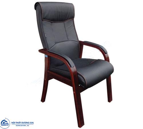 Ghế phòng họp chân gỗ GH10