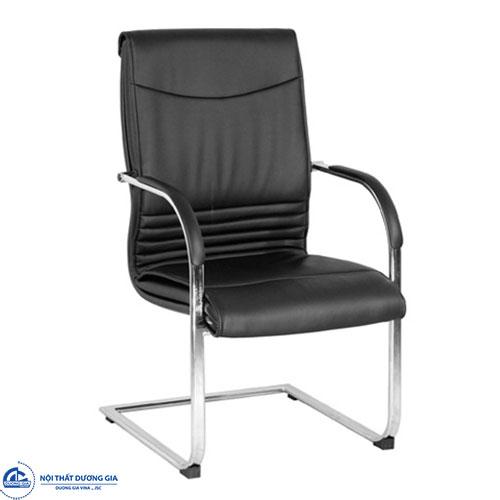 Ghế phòng họp chân quỳ inox hiện đại GQ04B-IN