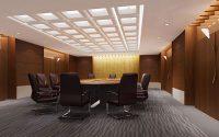 Tại sao khi thiết kế phòng họp cần đảm bảo tiêu chuẩn về diện tích?