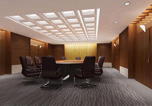 Tiêu chuẩn diện tích phòng họp là gì?