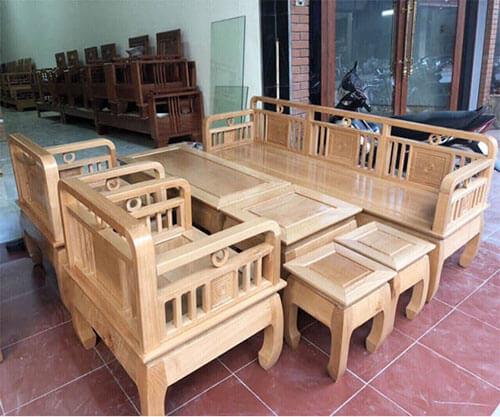 Ứng dụng của gỗ tần bì