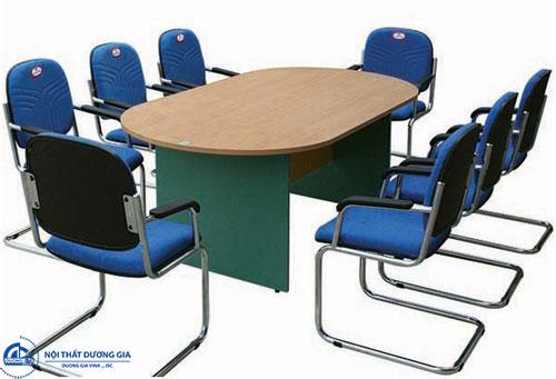 Màu sắc bàn họp 6 người