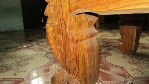 Cách bảo quản gỗ không bị nứt đơn giản