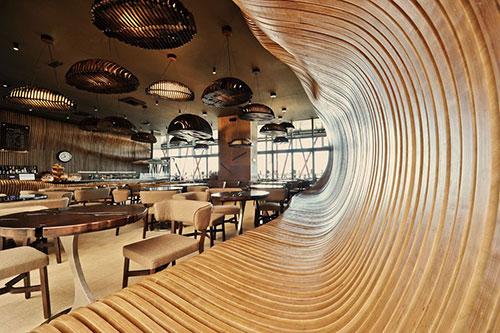 Công ty thiết kế, thi công nội thất quán cafe chuyên nghiệp tại Hà Nội