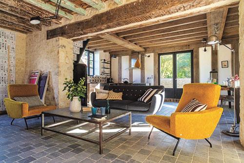 3 ưu điểm giúp phong cách nội thất retro luôn được yêu thích