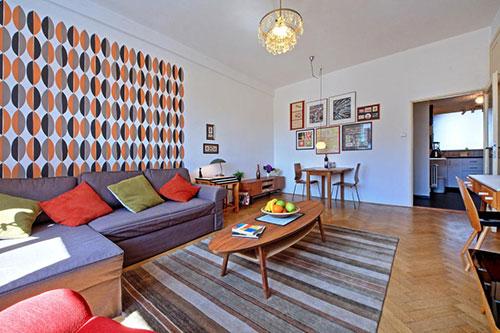 Phong cách nội thất retro giúp tiết kiệm diện tích và chi phí