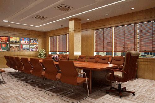 Thiết kế phòng họp trực tuyến như thế nào?