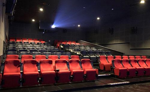 Hệ thống âm thanh, ánh sáng khi thiết kế rạp chiếu phim