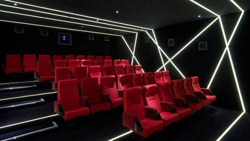 Những nguyên tắc khi thiết kế rạp chiếu phim