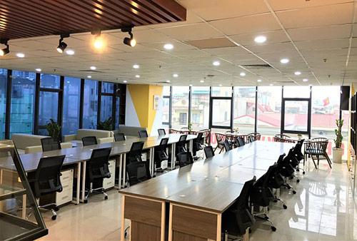 Làm thế nào để hình ảnh văn phòng làm việc công ty đẹp?