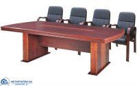 Tư vấn cách lựa chọn kích thước bàn phòng họp chuẩn nhất