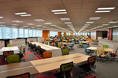 Tư vấn cách thiết kế mô hình văn phòng làm việc hiện đại