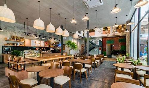 Chọn đồ nội thất quán cafe hiện đại cần phải chú ý tới điều gì?