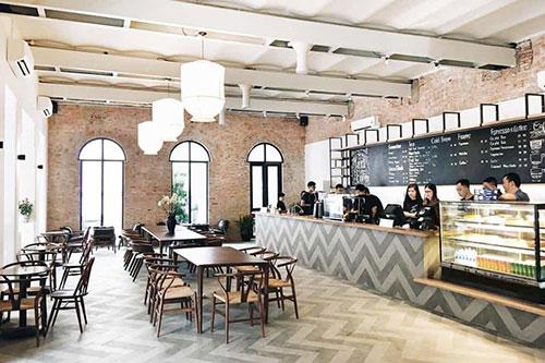 Báo giá đồ nội thất cafe hiện đại