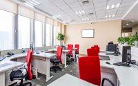 Đơn vị thiết kế phòng làm việc cho nhân viên chuyên nghiệp nhất