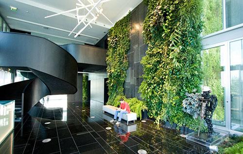 Công ty thiết kế văn phòng xanhgreen office chuyên nghiệp