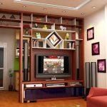 Tư vấn cách lựa chọn chất liệu vách ngăn phòng khách và phòng ăn
